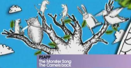 Monster Song – Lumea dupa catastrofa, in benzi desenate