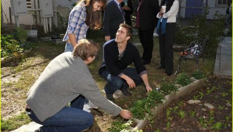 Inverzirea scolilor din SUA cu actorul Jake Gyllenhaal