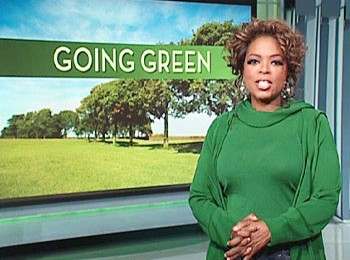 Oprah a dedicat o emisiune vartejului de gunoi din Pacific