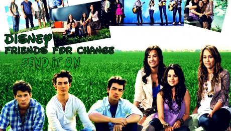 Disney-Friends For Change