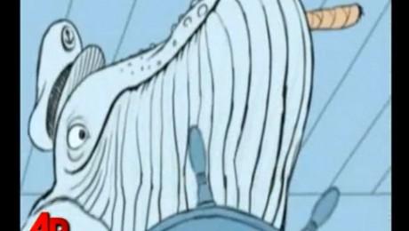 Heath Ledger semneaza un videoclip despre protectia balenelor