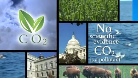 CO2-ul este bun pentru mediu