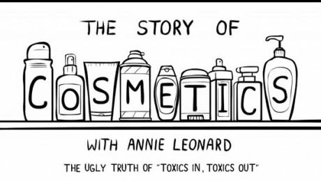 Povestea toxinelor din produsele cosmetice