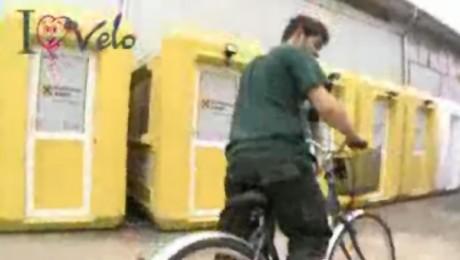 Bicicletele I'Velo revin in parcuri