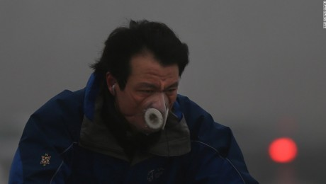 Smogul, apocalipsa Beijingului