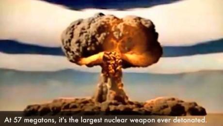 2.000 de bombe atomice detonate in 68 de ani