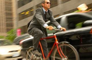 Primul recensamant al biciclistilor urbani din Romania