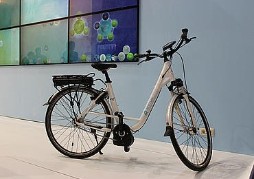 eVelofin inovatia Smart E-bike