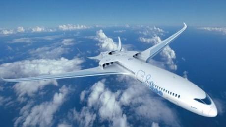 E-Thrust, primul avion de linie hibrid (Video)
