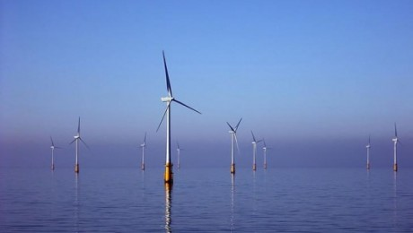 Un pas mai departe de energia nucleara. Parcul eolian offshore de la Fukushima (Video)