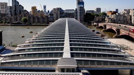 Cel mai mare pod solar se află în Londra