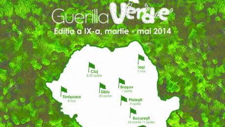 """Guerilla Verde aduce, o premieră la Iași, documentarul """"Chasing Ice"""""""