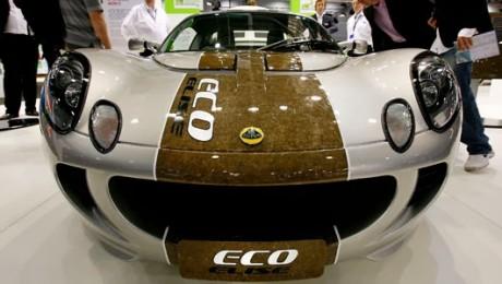 Cea mai ecologica mașină este fabricată în întregime din cânepă