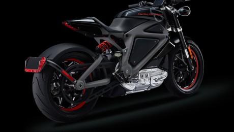 Harley-Davidson a început campania de promovare a noului model electric