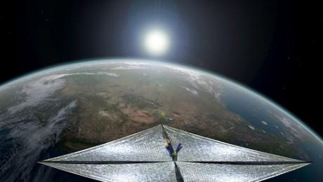 Planetary.org: Vehicul spațial propulsat cu ajutorul energiei solare