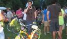 Florin Piersic Jr., la Roaba de Cultură, alături de bicicliștii Summer Bike Fiesta