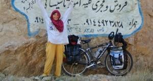 Alina Ene in Iran
