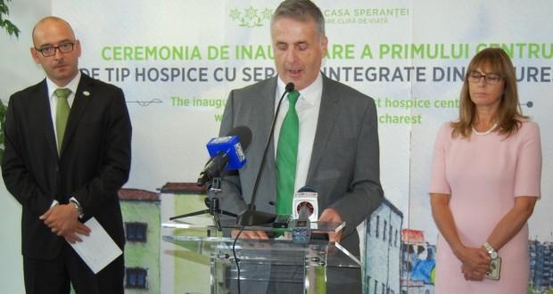 Inaugurare Hospice
