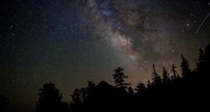 cerul noaptea
