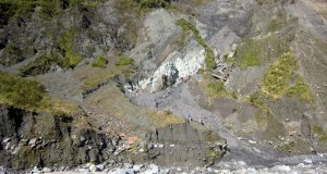 Alpine Fault (Gaunt Creek, New Zealand)