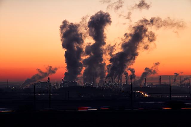 poluare atmosferică