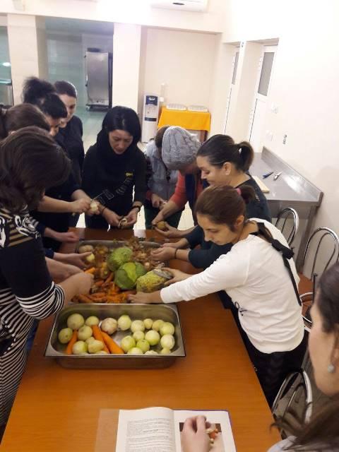 atelier hrană OMNIS risipa alimentară