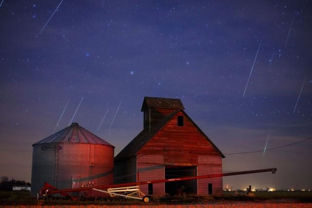 Geminid Meteor Shower