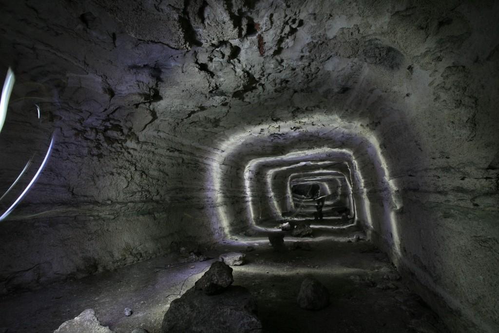 Peștera Limanu, Dobrogea