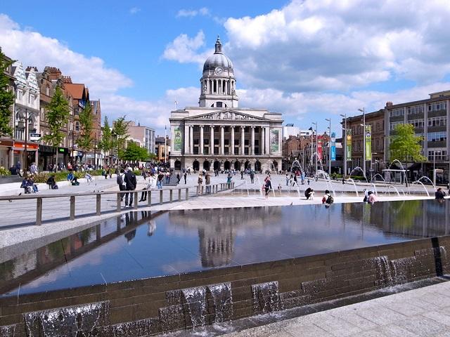 Market-Square-Nottingham