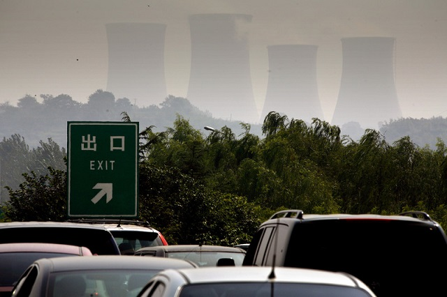Global warming - China