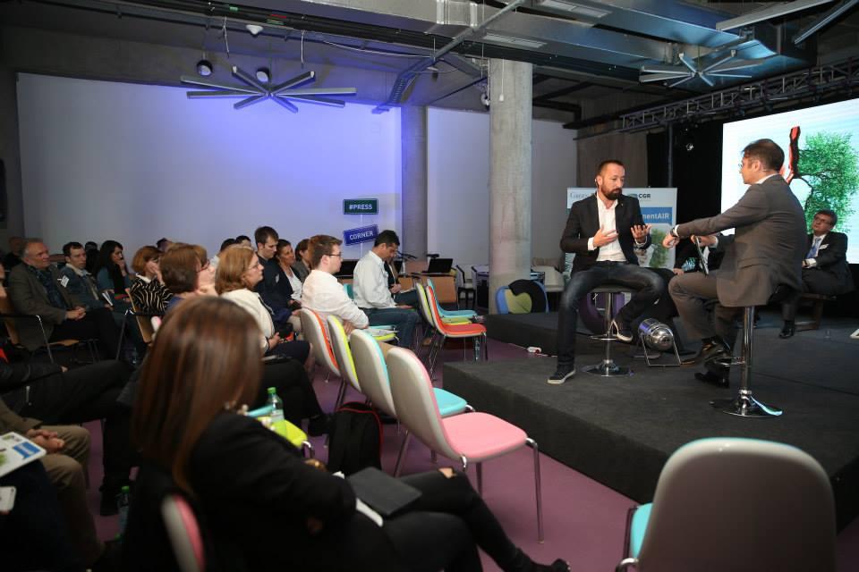 Corneliu Belciug, Directorul de Programe la Green Revolution vorbește despre sistemele automate de biciclete