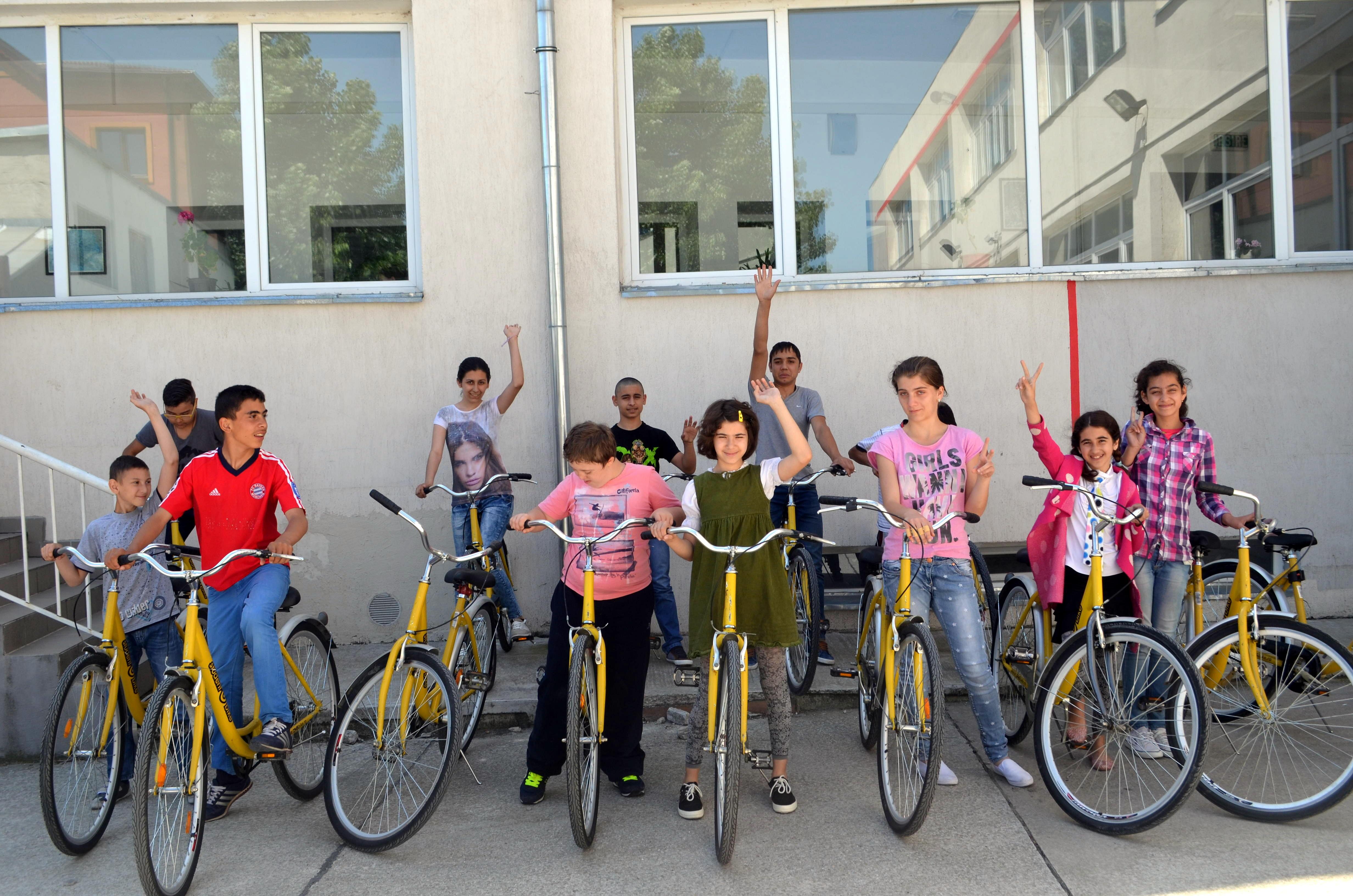 Bucurii sub formă de biciclete d8b737650e5