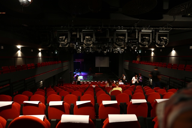 Conferința CIRCULAR a avut loc la Teatrul Național București, în data de 1 septembrie 2015.
