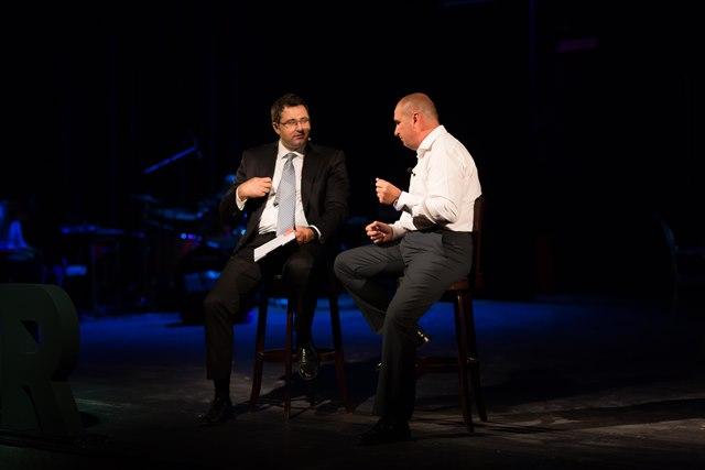 Ilie Bolojan, Primarul Oradei, a fost invitatul unei discuții 1:1 cu Mihai Constantin.