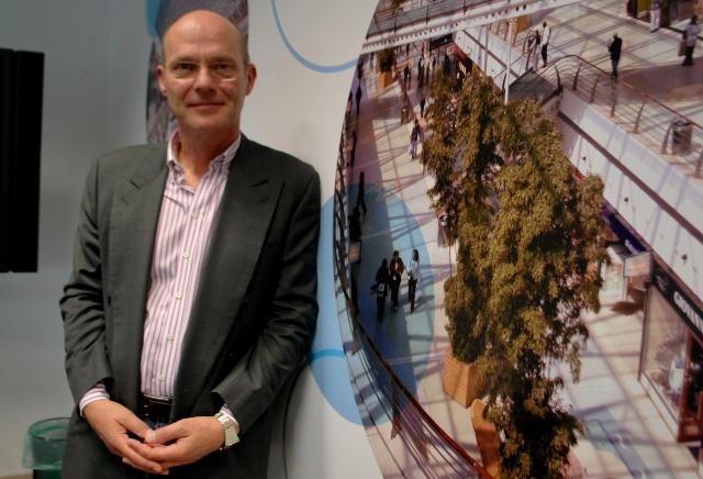 Ingo Nissen, managing director Sonae Sierra