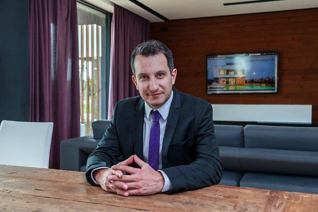 Leonidas Anastasopoulos, Managing Partner Alesonor