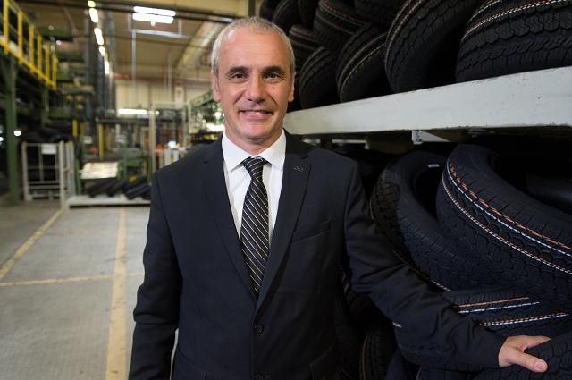 Sorin Samonid, director Continental Anvelope..