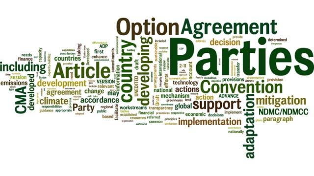 Acord Paris COP21