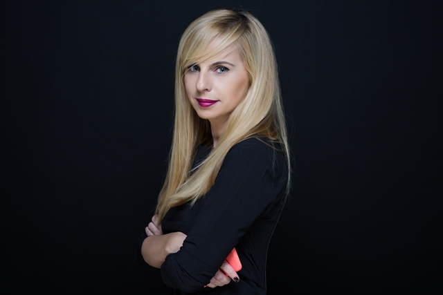 Anna Chițan, Development and Legal Manager Linde Gaz România