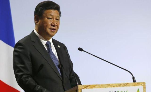 Xi Jinping la COP21
