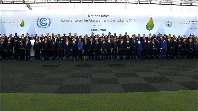 Liderii de la COP21