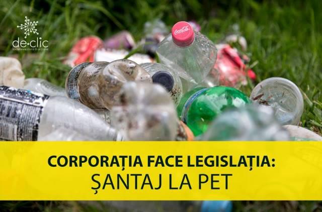 Petitie impotriva santajului companiilor care nu si-au indeplinit tintele de reciclare