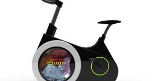 bicicleta masina de spalat haine