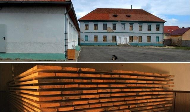 QUIB, școala care trebuie renovată, atelier de economie circulară