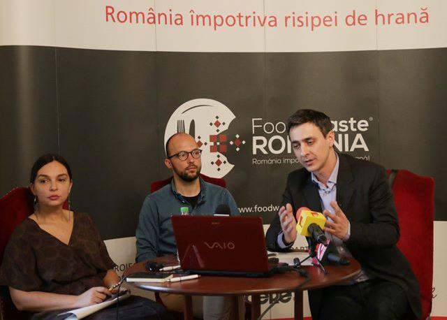 Foto Lansare Romania impotriva risipei de hrana