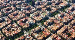 barcelona cetateni strazi circulatie