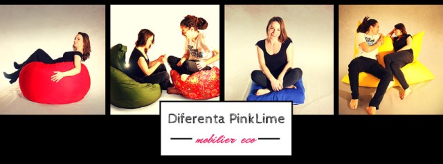 upcycling pink lime