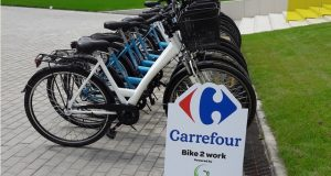 carrefour bike2work lead