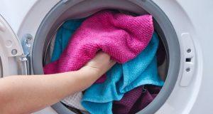 microparticule plastic spălare