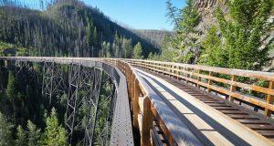 Canada a terminat 87% din cel mai lung drum pietonal din lume